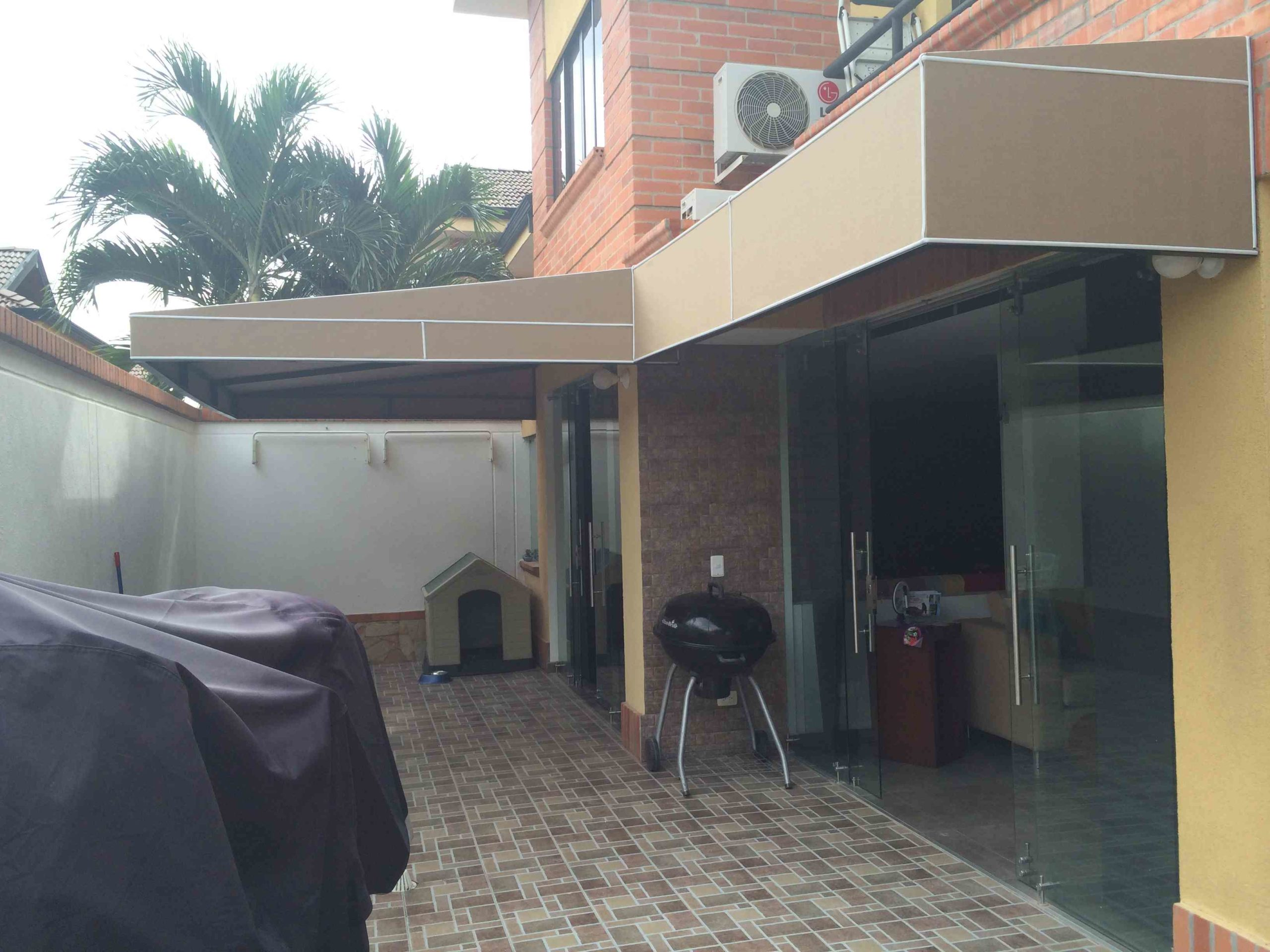 parasol fijo con estructura7